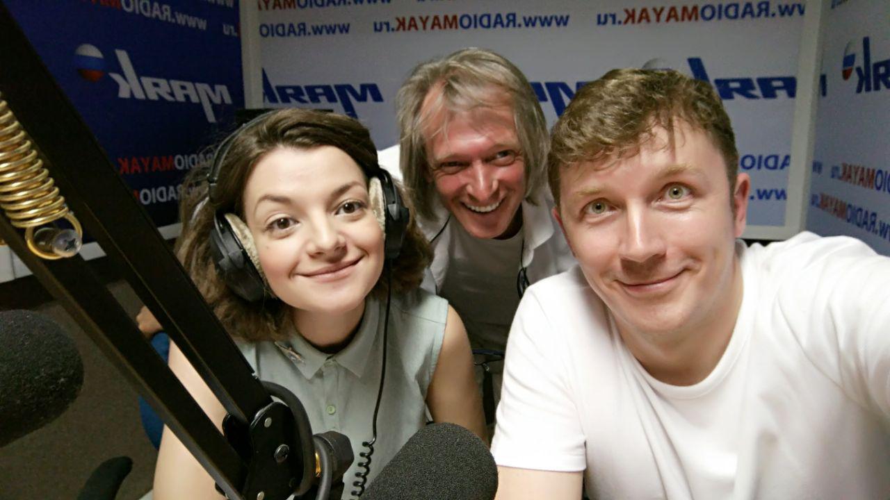 Радио Маяк Сторителлинг